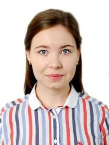 Карина Шамилевна Кашаф