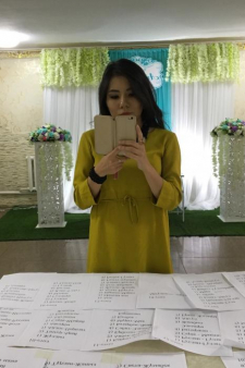 Іңкәр Серғазықызы Мухтарбекова